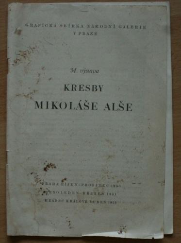 Kresby Mikolase Alse